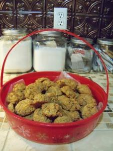 Texas Ranger Cookies
