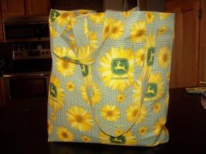 John Deere bag