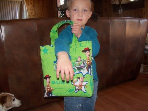 Buzz Lightyear Bag