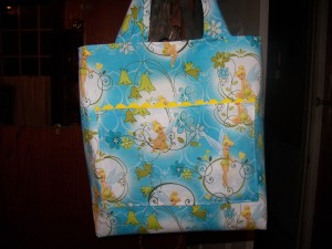 Addi's bag