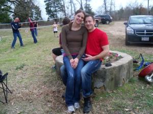 Josh and Audrey