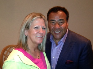 John Quinones, Cindy Smith
